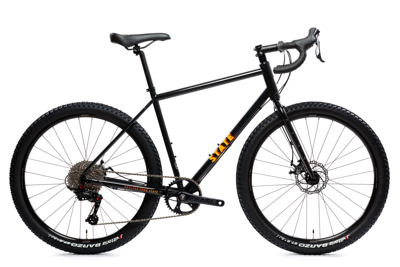 state bicycle co 4130 all road black canyon 6