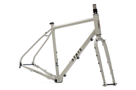4130 All-Road - Frame & Fork Set - Pigeon Gray