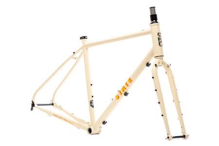 4130 All-Road - Frame & Fork Set - Sonoran Tan