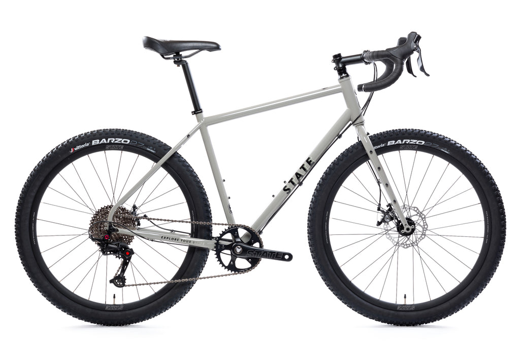 4130 All-Road - Pigeon Gray (650b / 700c)
