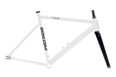 Black Label v2 - Frame Set - Pearl White