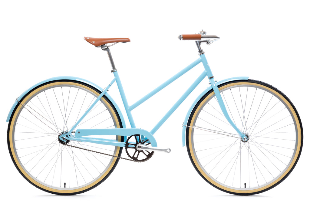 City Bike - The Azure (Single-Speed)