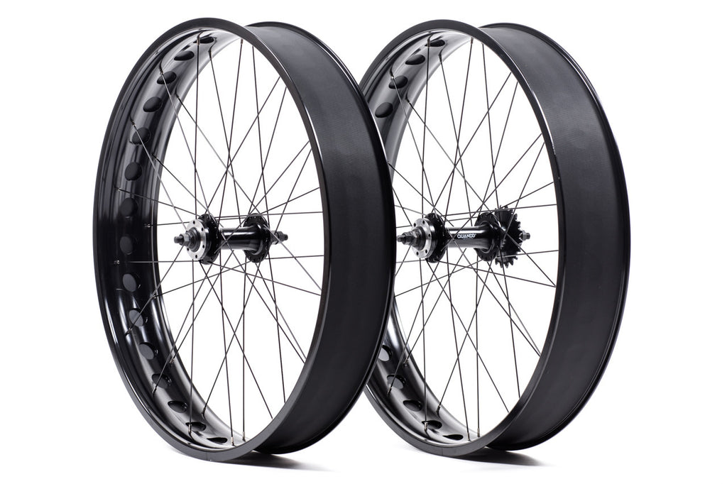 Fat Bike Premium Wheel Set