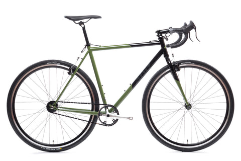 CycloCross Bikes (SSCX) : Off Road Bikes   State Bicycle Co.