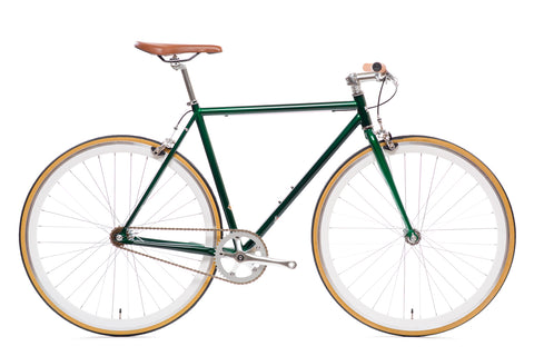 hunter forest green fixie fixed gear bikes state bicycle co