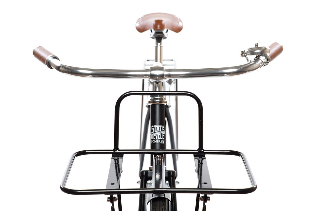 state bicycle co front porteur rack