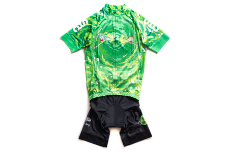 "State Bicycle Co. x Rick and Morty - ""Portal"" - Jersey"