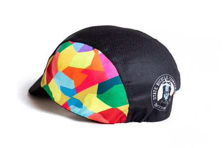 "State Bicycle Co. x The Notorious B.I.G. - ""Stained Glass"" - Cycling Cap"
