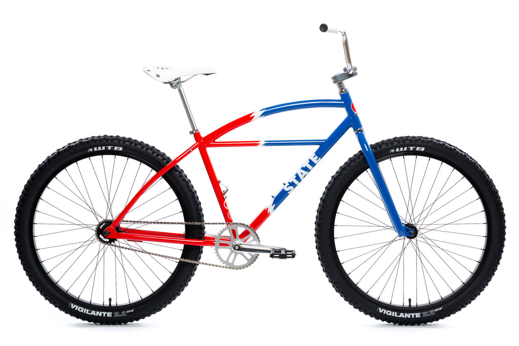 State Bicycle Co. x Grateful Dead - Lightning Bolt Klunker (27.5