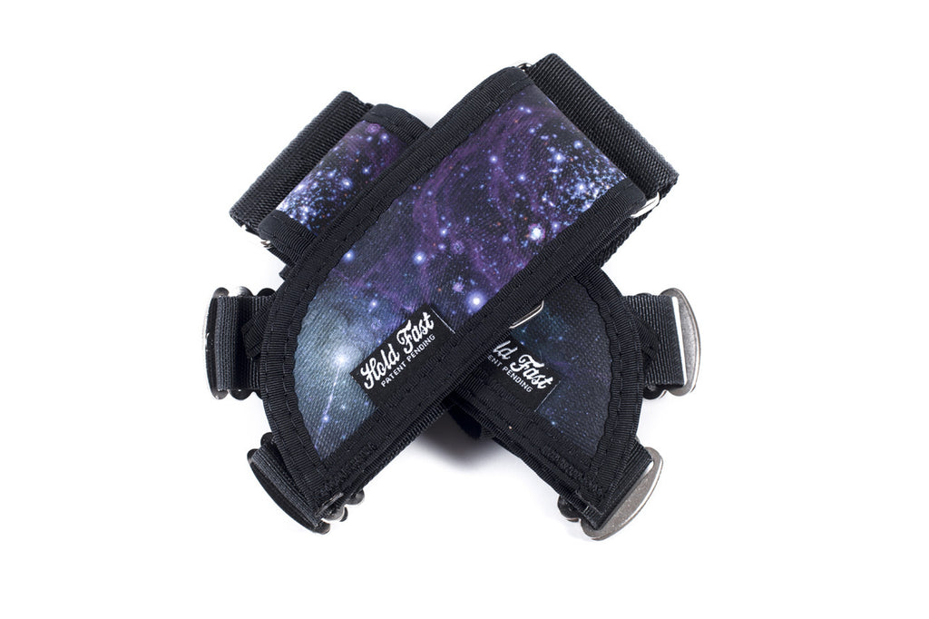 Galaxy Hold Fast Straps