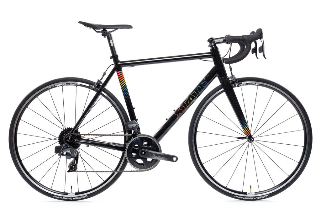 Undefeated Road - Black Prism Edition (SRAM Force eTap AXS)