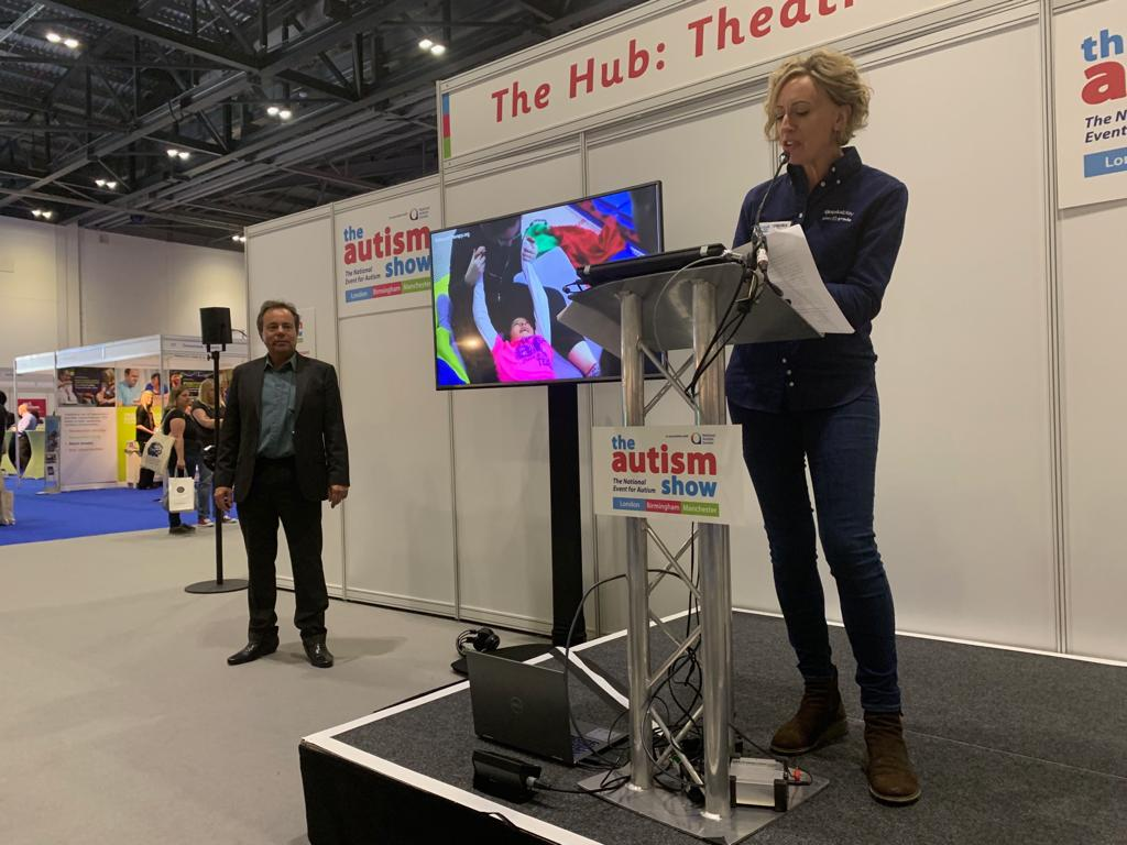 Playgrade at London Autism Show
