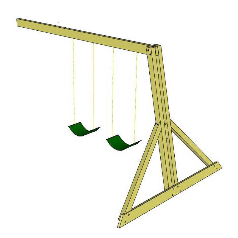 Two Position Swing Beam