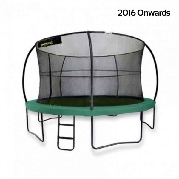 12ft Jumpking JumpPOD Eight Pole Trampoline Net 2016