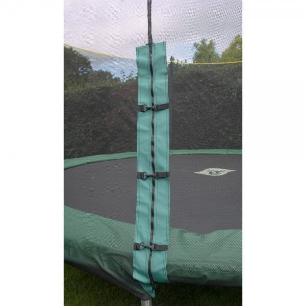 Trampoline enclosure kit detail