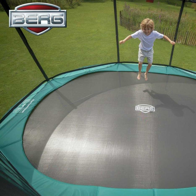 Child jumping on BERG
