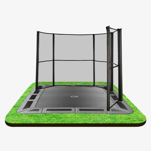 Corner net 11ft X 8ft Capital In-ground Safety Net - Corner