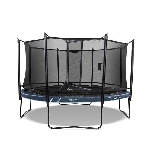 10ft ROUND 10ft North Explorer Round Trampoline