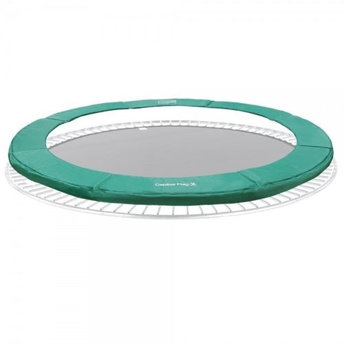 10FT 10ft Premium Trampoline Pads - Green