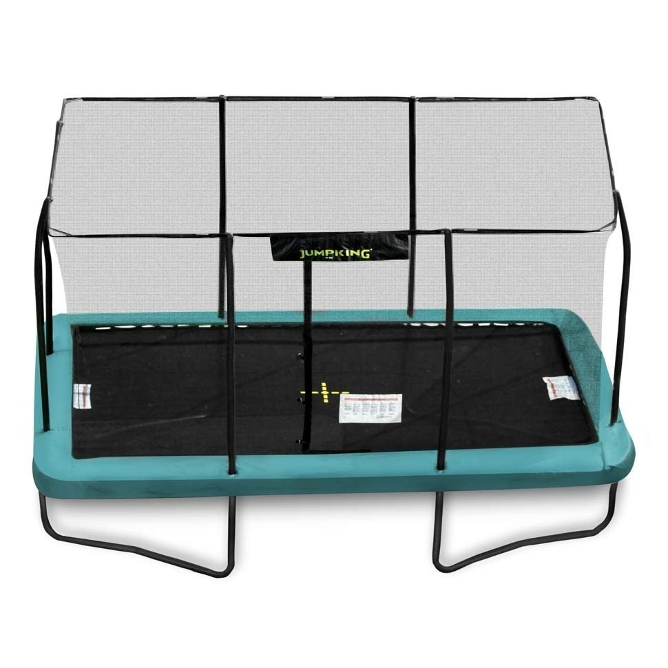 14ftx10ft Jumpking Rectangular Trampoline