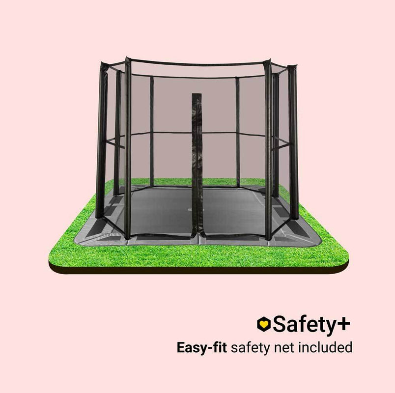 Safety net video