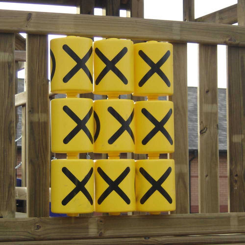 Homefront Tic Tac Toe Panel