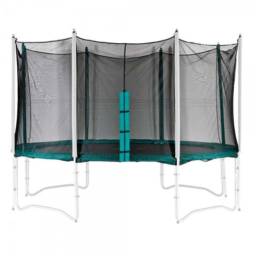 Outside net 13ft Premium Trampoline Outside Net (For Trampolines With 8 Poles)