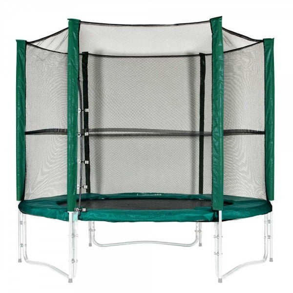 8ft Premium Trampoline Sleeved Net