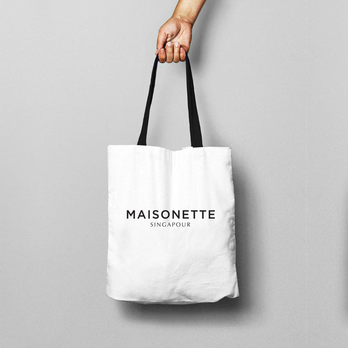 Tote Canvas MAISONETTE