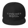 Conscious Hustle Snapback Hat