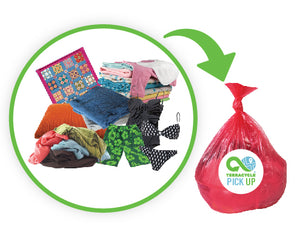 Fabrics and Clothing Recycling
