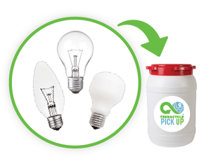 Light Bulbs Recycling