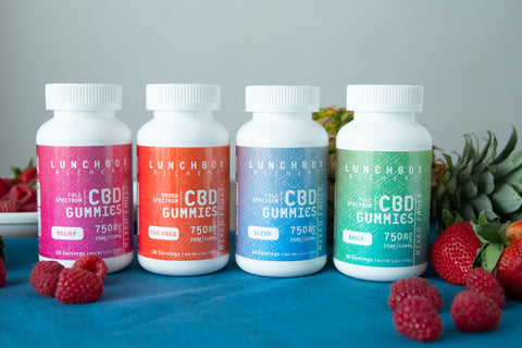 new cbd gummies lunchbox alchemy