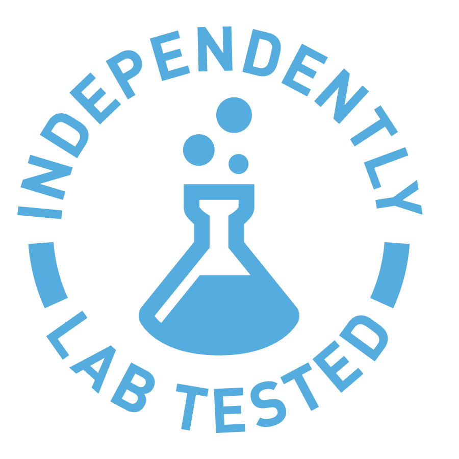 Independenly Tested