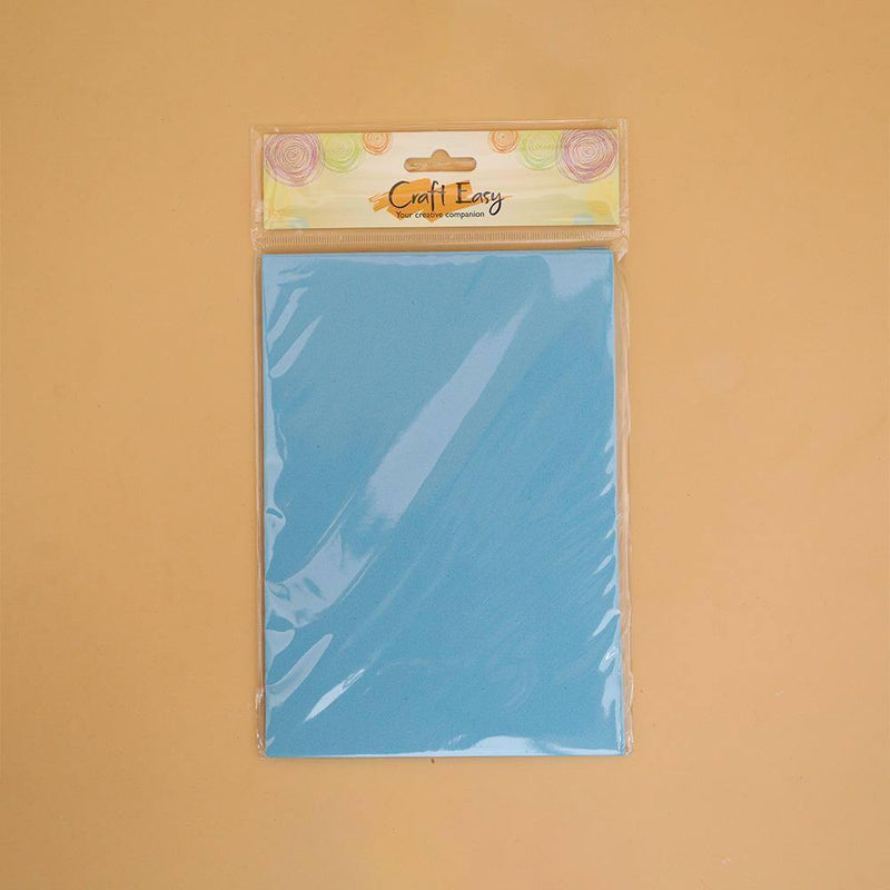 Craft Easy Foam Sheet (A5)--[Product vendor]-GooglyGooeys-DIY-Crafts-Philippines