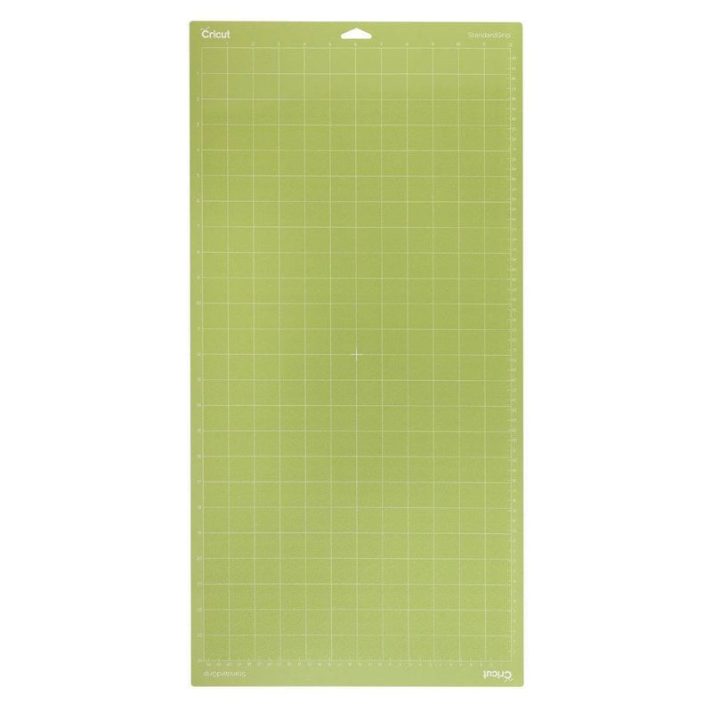 Cricut Adhesive and Fabric Cutting Mat - Standard Grip (12x24)--[Product vendor]-GooglyGooeys-DIY-Crafts-Philippines