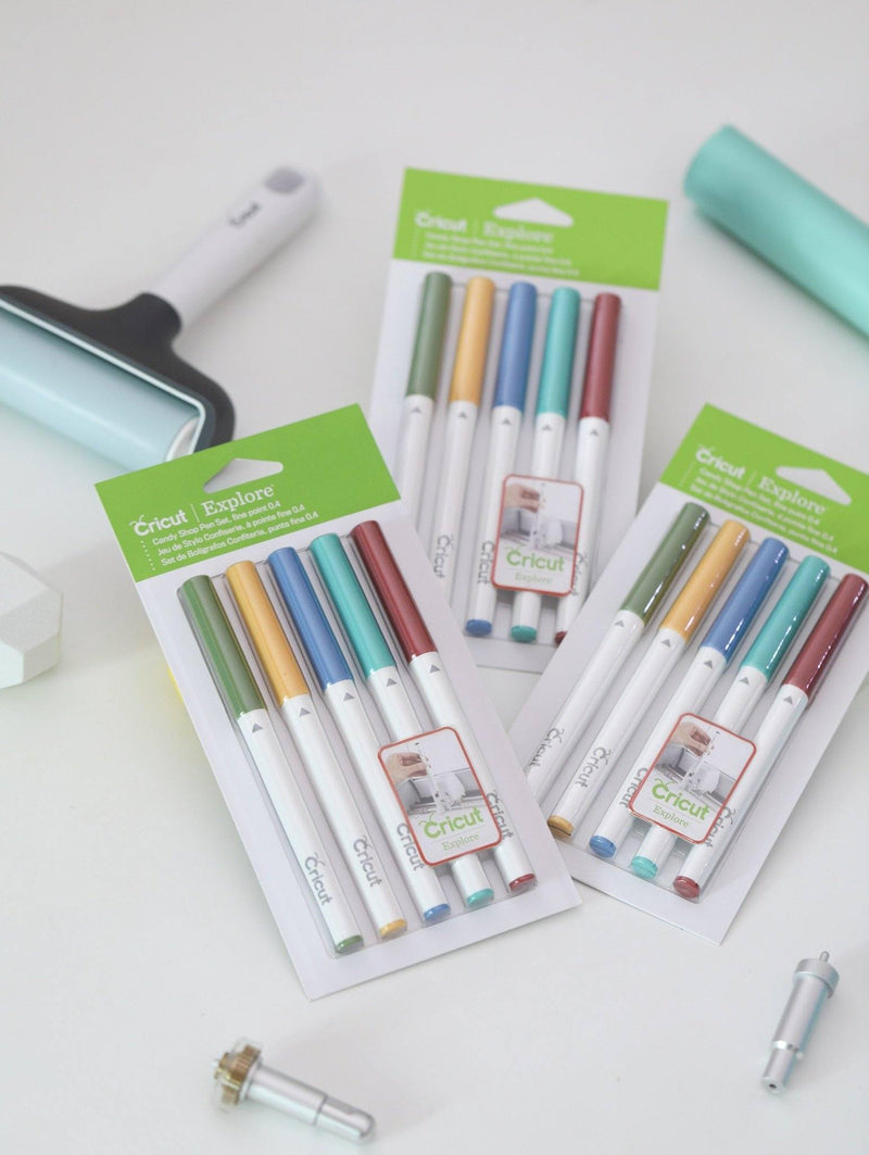 Cricut Candy Shop Pen Set-Crafting Tools-[Product vendor]-GooglyGooeys-DIY-Crafts-Philippines