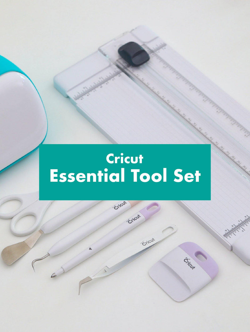 Cricut Essential Tool Set-Crafting Tools-GooglyGooeys | Cricut | Arts Craft and DIY Store based in the Philippines