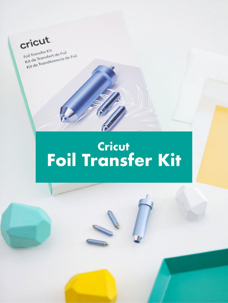 Cricut Foil Transfer Kit-Kit-GooglyGooeys | Cricut | Arts Craft and DIY Store based in the Philippines