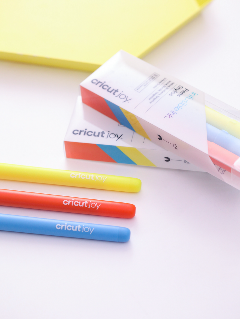 Cricut Joy Infusible Ink Markers 1.0 (3 ct) | Yellow, Blueberry, Tangerine-Cricut Joy Accessories-GooglyGooeys | Cricut | Arts Craft and DIY Store based in the Philippines