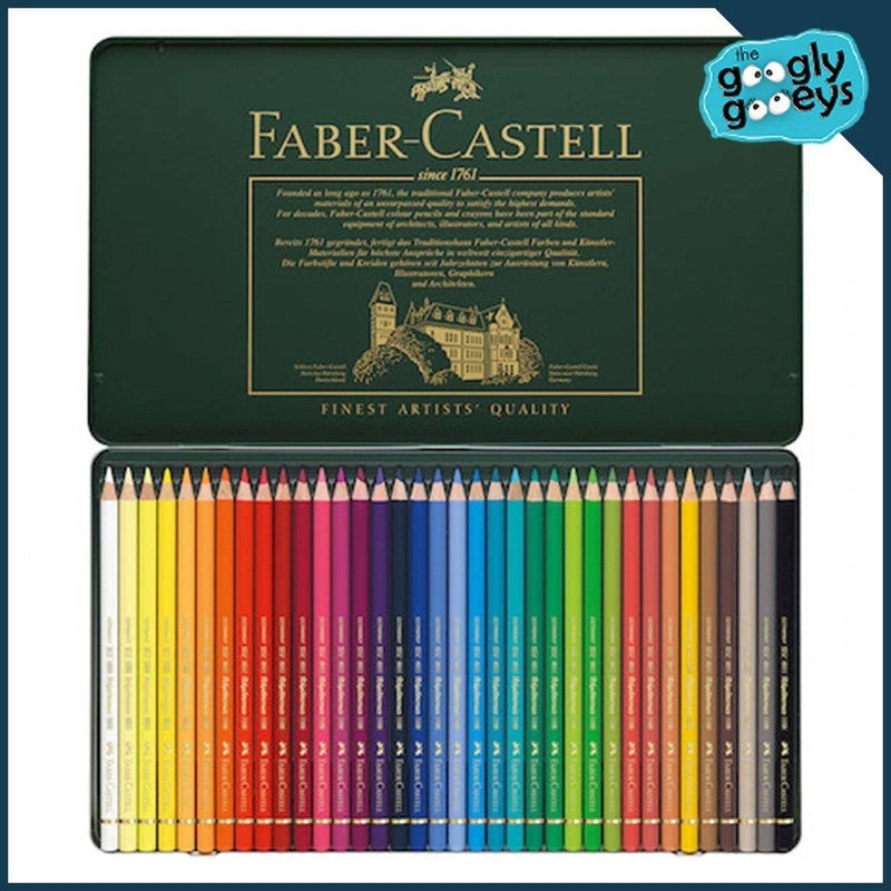 Faber-Castell Polychromos Metal Case