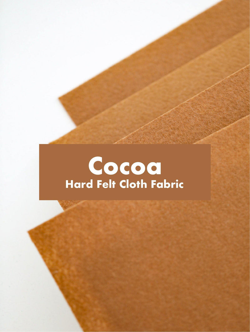 GooglyGooeys Neutral | Hard Felt Cloth Fabric-Felt-GooglyGooeys | Cricut | Arts Craft and DIY Store based in the Philippines