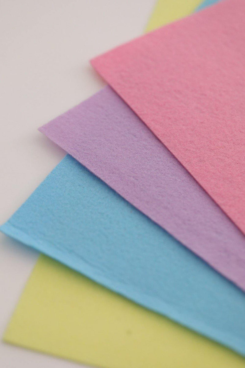 GooglyGooeys Pastel | Hard Felt Cloth Fabric-Felt-GooglyGooeys | Cricut | Arts Craft and DIY Store based in the Philippines