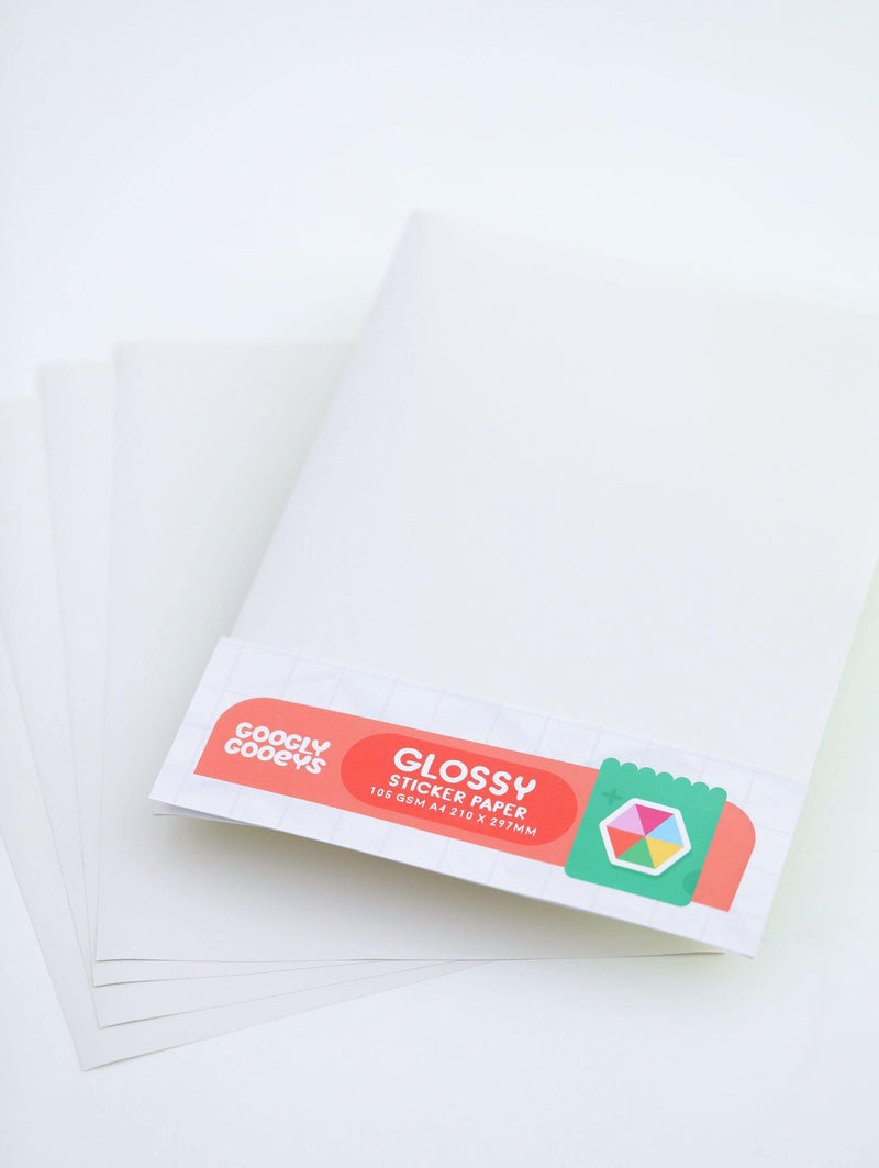 GooglyGooeys Sticker Paper-Paper-GooglyGooeys | Cricut | Arts Craft and DIY Store based in the Philippines