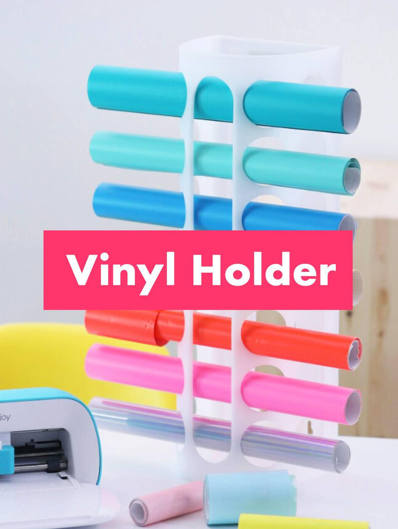Ideal Vinyl Storage Holder Keeper Organizer | IKEA Plastic Holder | 1pc-Misc-[Product vendor]-GooglyGooeys-DIY-Crafts-Philippines
