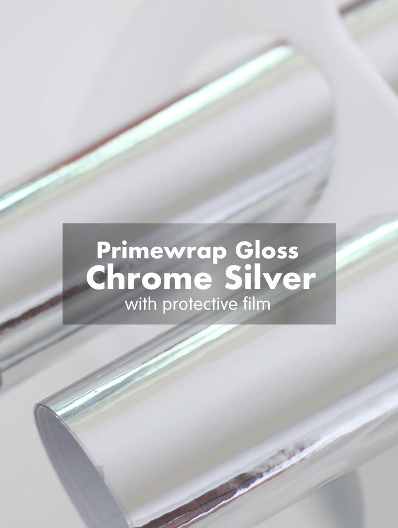 Primewrap Gloss Chrome Adhesive Vinyl Stickers--GooglyGooeys | Cricut | Arts Craft and DIY Store based in the Philippines