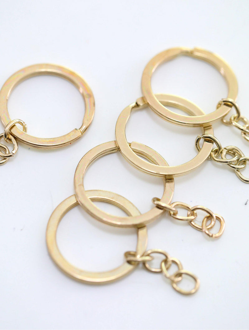 Split Ring Keychain Ring for DIY Projects Souvenir Crafting-Accessories-GooglyGooeys | Cricut | Arts Craft and DIY Store based in the Philippines