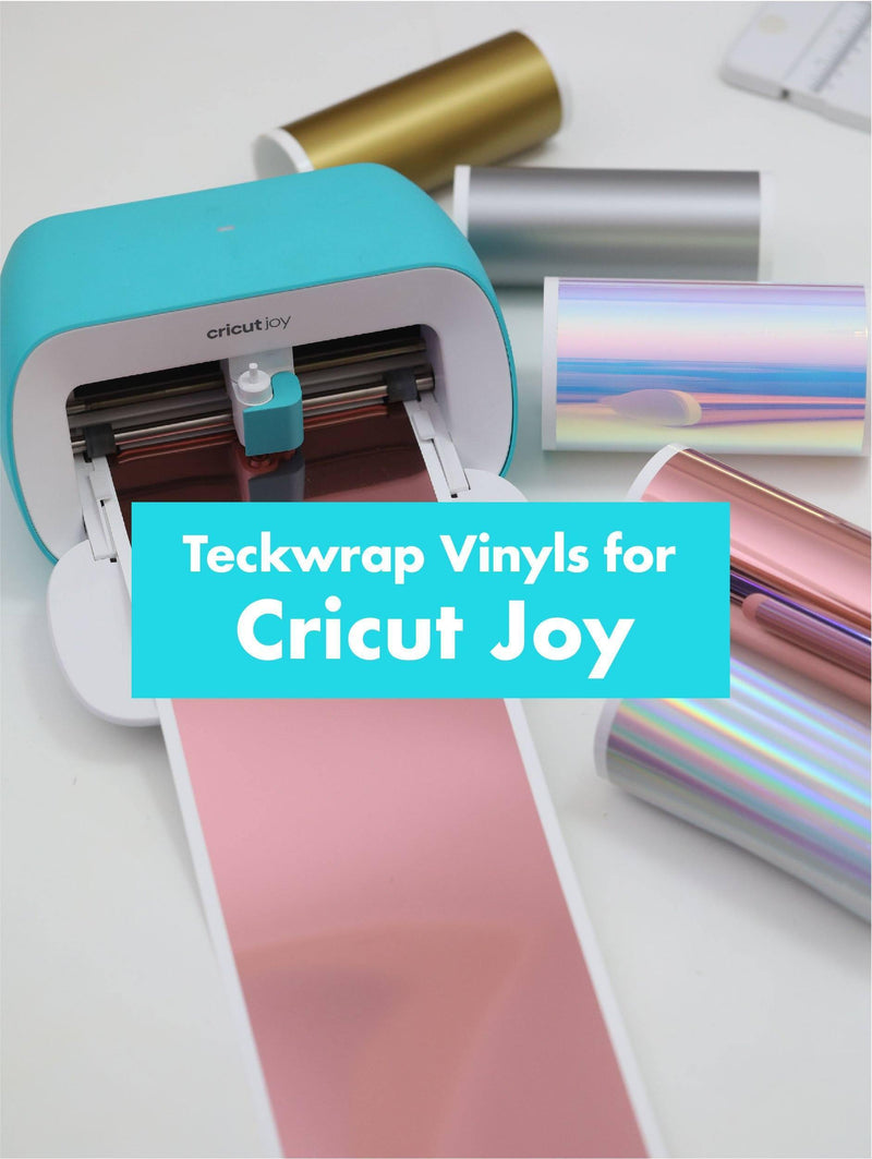Teckwrap Adhesive Vinyl Stickers for Cricut Joy-Vinyl-[Product vendor]-GooglyGooeys-DIY-Crafts-Philippines