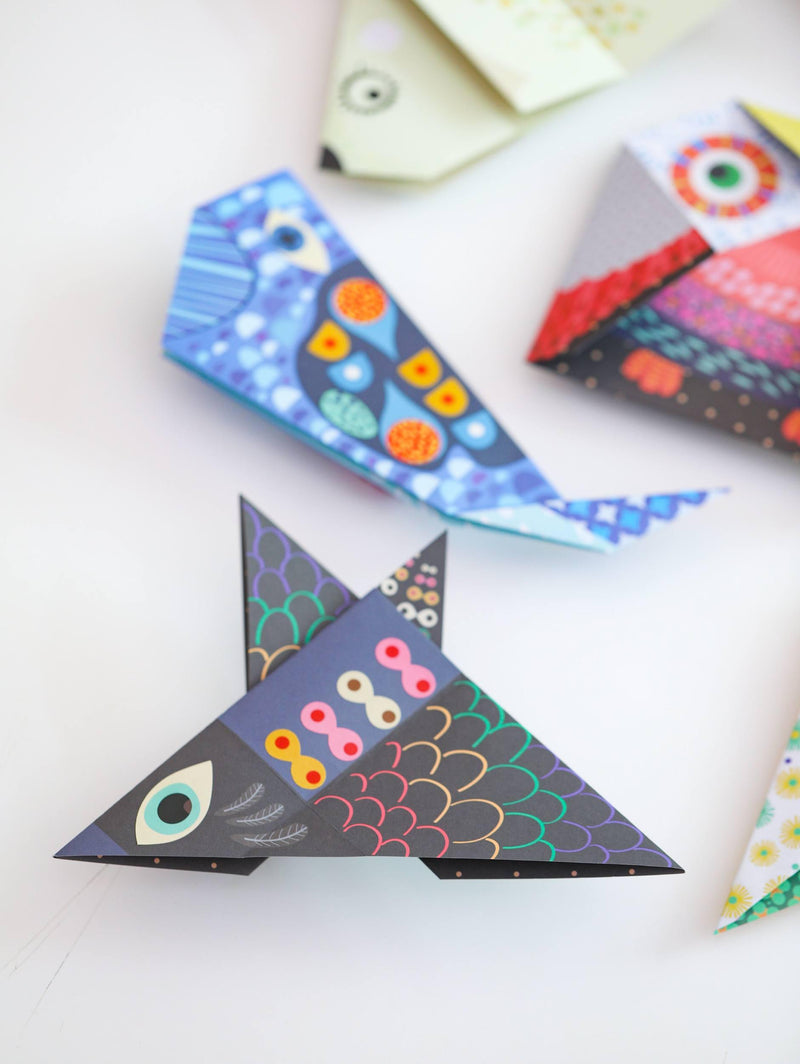 Tokyo Finds Kids My First Origami Kit-Tokyo Finds-[Product vendor]-GooglyGooeys-DIY-Crafts-Philippines
