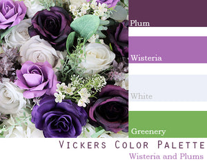 Vickers Color Palette - $250 Package